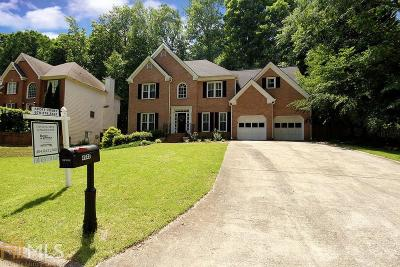 Acworth Single Family Home New: 4948 Day Lily Way
