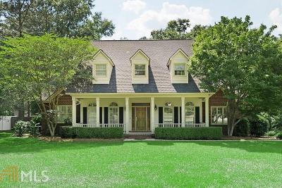 Statesboro Single Family Home For Sale: 203 Princeton Way