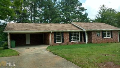 Griffin Single Family Home New: 1466 Wesley Dr