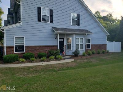 Lawrenceville Condo/Townhouse For Sale: 947 Pike Forest Dr
