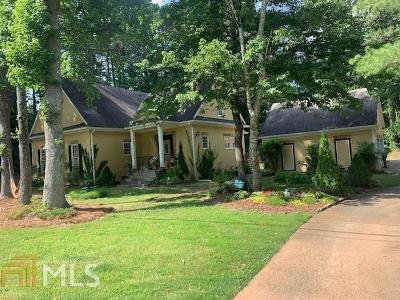 Johns Creek Single Family Home New: 4580 Morton Rd