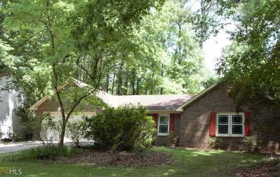 Peachtree City GA Single Family Home For Sale: $259,900