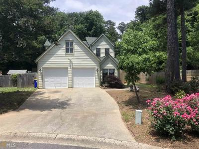 Marietta Single Family Home New: 1455 Grayson Ct