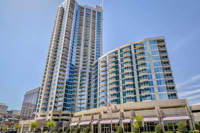 Atlanta Condo/Townhouse New: 400 W Peachtree St #2708