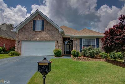 Rockdale County Single Family Home New: 2205 Chase Way