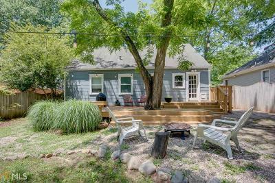 Kirkwood Single Family Home For Sale: 74 Bates Ave