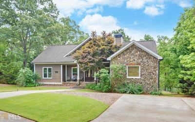 Hartwell Single Family Home For Sale: 197 Fox Trot Ln