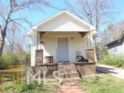 Lagrange GA Single Family Home New: $37,000