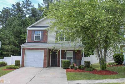 Atlanta Single Family Home New: 3385 Sable Chase