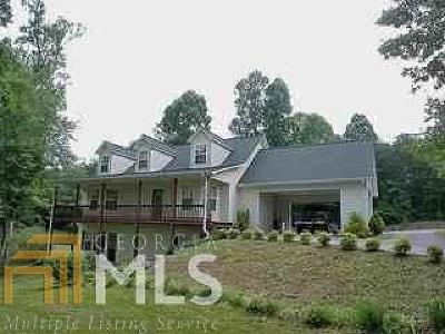 Towns County Single Family Home New: 5221 Pine Crest Rd