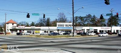 Decatur Commercial Lease For Lease: 3186 Glenwood Rd