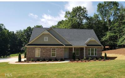 Habersham County Single Family Home New: 307 Lakewood Cove Dr