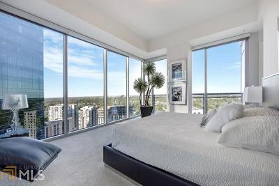 Midtown Condo/Townhouse For Sale: 1065 Peachtree St #3005