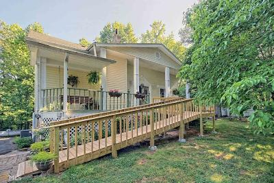 Habersham County Single Family Home New: 241 River Swing Rd