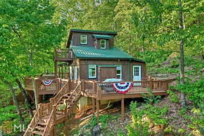 Ellijay Single Family Home New: 123 Little Amy Creek Trl