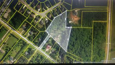 Locust Grove Residential Lots & Land New: Bill Gardner Pkwy