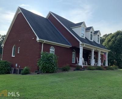Monroe, Social Circle, Loganville Single Family Home For Sale: 4822 Bentley Rd