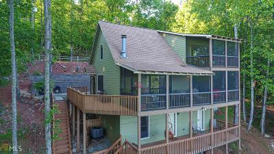 Ellijay Single Family Home For Sale: 32 Owltown Dr