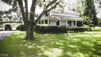 Henry County Single Family Home New: 856 S Hampton
