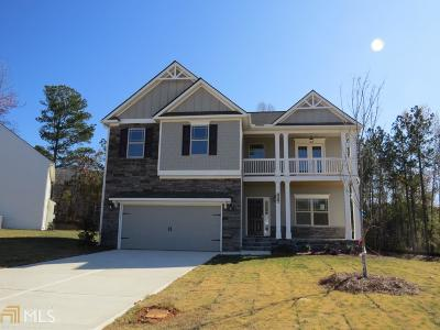 Douglasville Single Family Home New: 7976 Dawson Ln