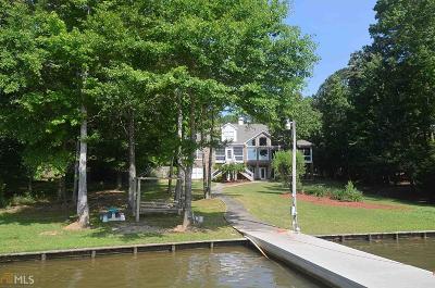 Buckhead Single Family Home For Sale: 1401 Morgan