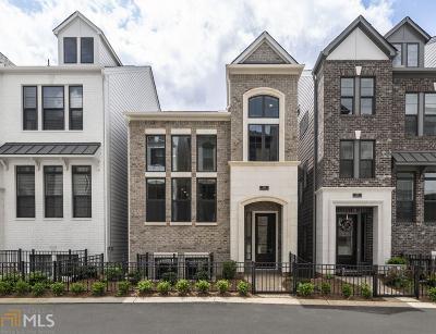Atlanta Single Family Home For Sale: 508 Broadview Ln
