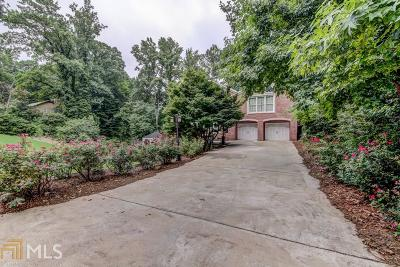 Marietta Single Family Home New: 5300 Mill Run