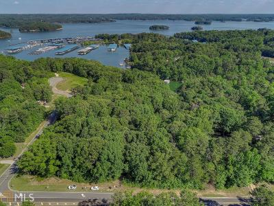 Gainesville Residential Lots & Land New: Browns Bridge