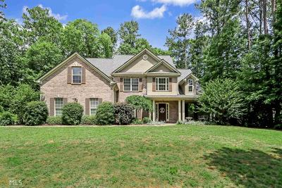 Newnan Single Family Home New: 209 Timber Mill