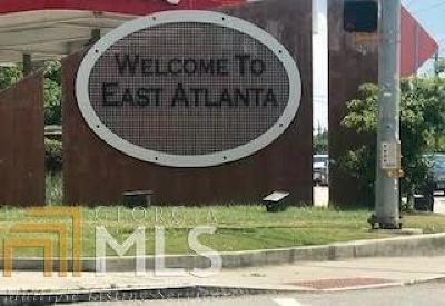 Atlanta Residential Lots & Land New: 2184 Cavanaugh Ave