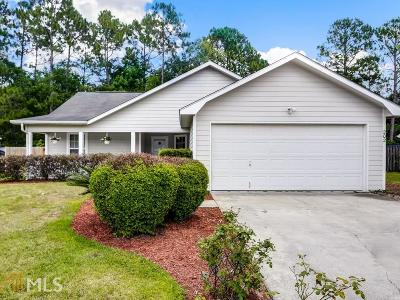 Kingsland GA Single Family Home New: $184,900