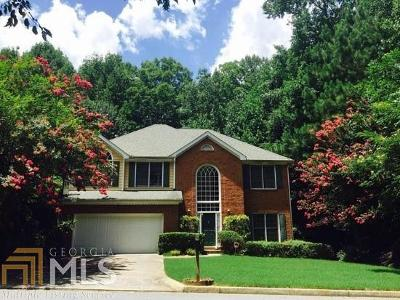 Tucker Single Family Home For Sale: 424 Rams