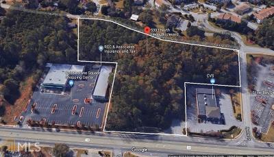Stockbridge Commercial For Sale: 5393 N Highway 42