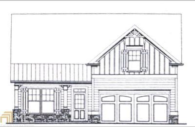 Holly Springs Single Family Home New: 131 Fieldbrook Xing