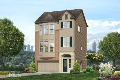 Atlanta Single Family Home For Sale: 503 Broadview Pl