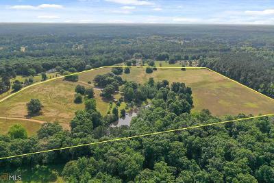 McDonough Residential Lots & Land New: 584 Honey Creek Rd
