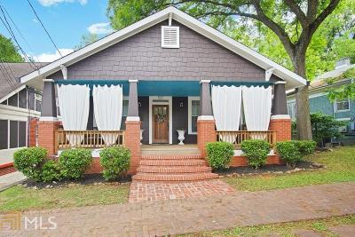 Atlanta Multi Family Home New: 527 Boulevard Place