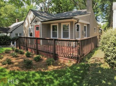 Mozley Park Single Family Home For Sale: 193 Mathewson Pl