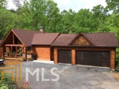 Blue Ridge Single Family Home New: 42 Anglers Loop