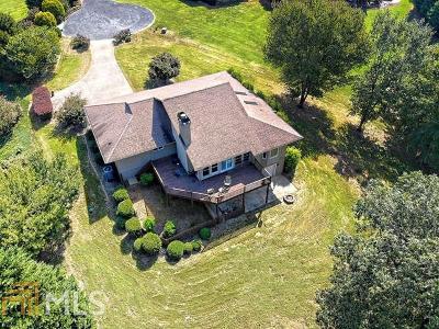 Habersham County Single Family Home New: 521 Greening Pl