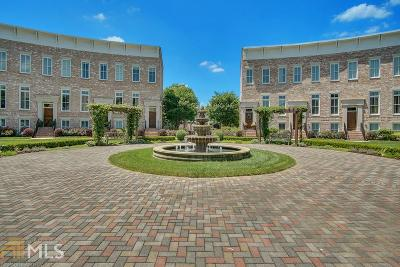 Atlanta GA Condo/Townhouse New: $950,000