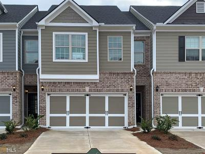 Paulding County Condo/Townhouse New: 214 Trailside Way #125
