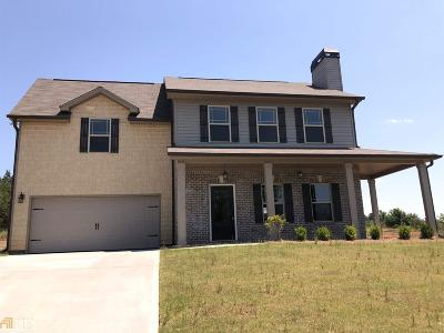 Griffin Single Family Home New: 1201 Hembree Way 81