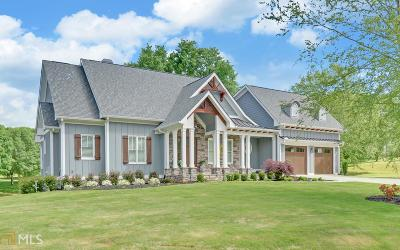 Habersham County Single Family Home New: 178 Imperial Ct