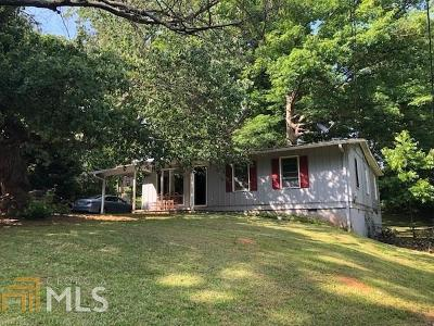 Clayton County Single Family Home New: 872 Kennesaw Drive