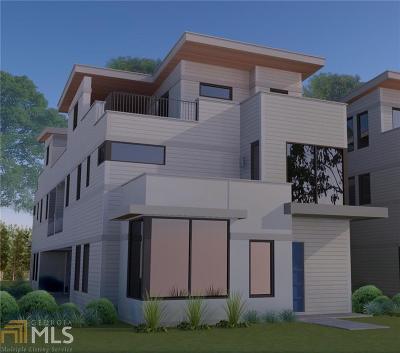 Atlanta Single Family Home New: 520 Wabash Avenue NE