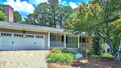 Decatur Single Family Home New: 2502 Pangborn Circle
