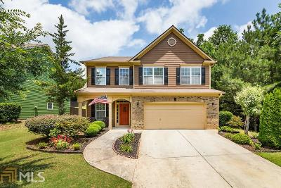 Paulding County Single Family Home New: 256 Longwood Crossing