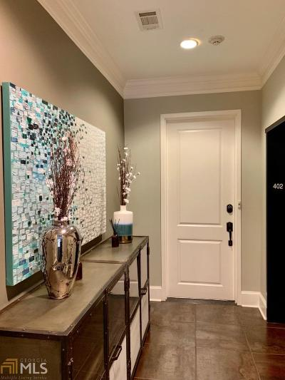 Sandy Springs Condo/Townhouse For Sale: 6060 City Walk Ln #402