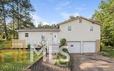 Douglasville Rental For Rent: 4872 Pebblebrook Dr